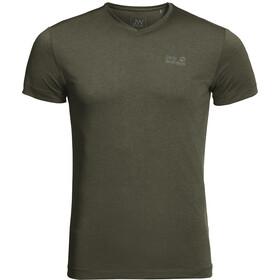 Jack Wolfskin JWP T-Shirt Men woodland green